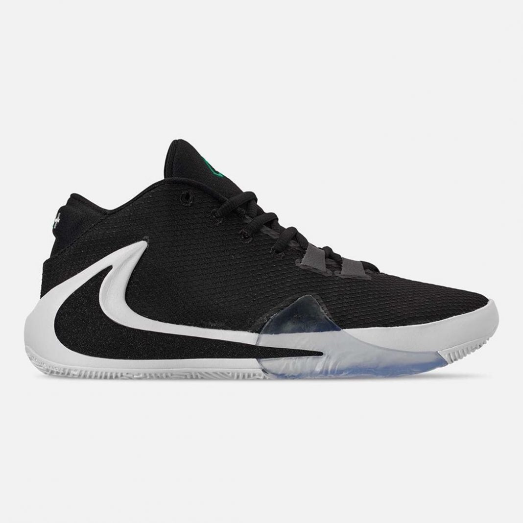 Official images of @giannis_an34's Nike Zoom Freak 1 have surfaced. Initial thou...