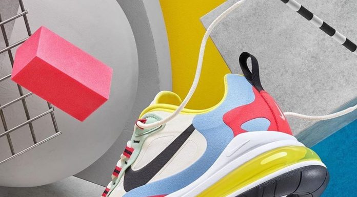 @Nike has officially unveiled the Air Max 270 React. What are your initial thoug...