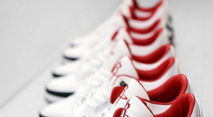 Footwear designer @jwdanklefs has cooked up @houstonrockets Jordan 3s for @tilma...