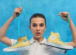 "@Converse has teamed up with @milliebobbybrown for the ""Millie By You"" collectio..."