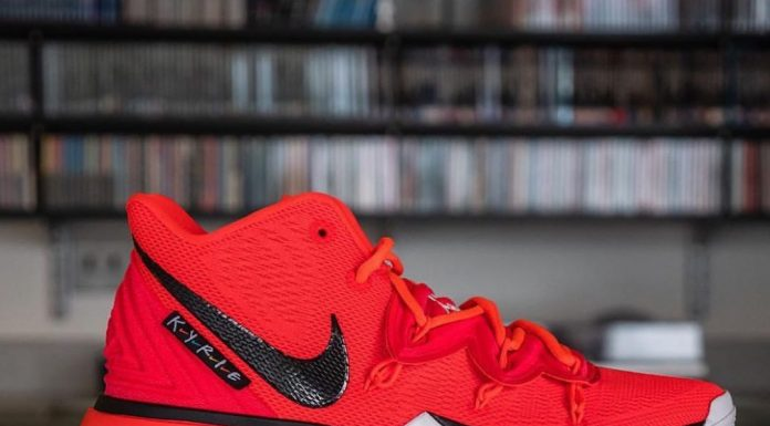 """Another @nike Kyrie 5 sample has surfaced in a """"Friends Alternative"""" colorway. S..."""