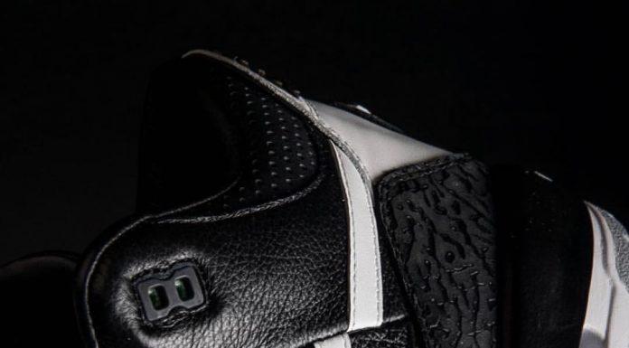 @theshoesurgeon's latest premium custom sneaker sees a blend of Jordan Brand's T...