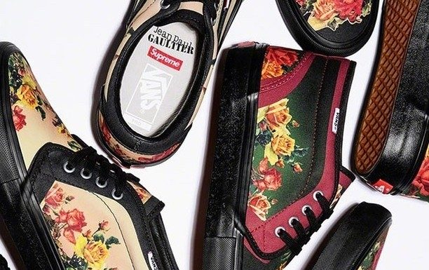 French designer Jean Paul Gaultier has teamed up with streetwear staple Supreme ...