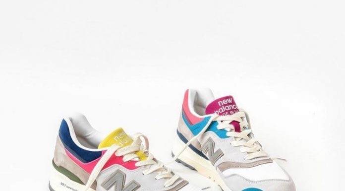 Aimé Leon Dore's much-anticipated New Balance 997 is set to release tomorrow, Ap...
