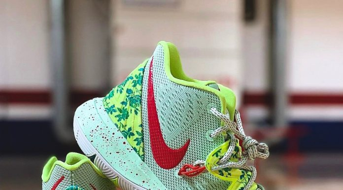 Thoughts on this year's EYBL Nike Kyrie 5? ...