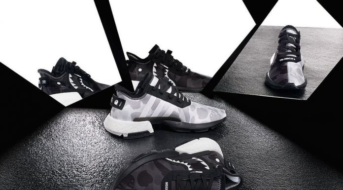 BAPE, NEIGHBORHOOD, and adidas have come together once again to work their magic...