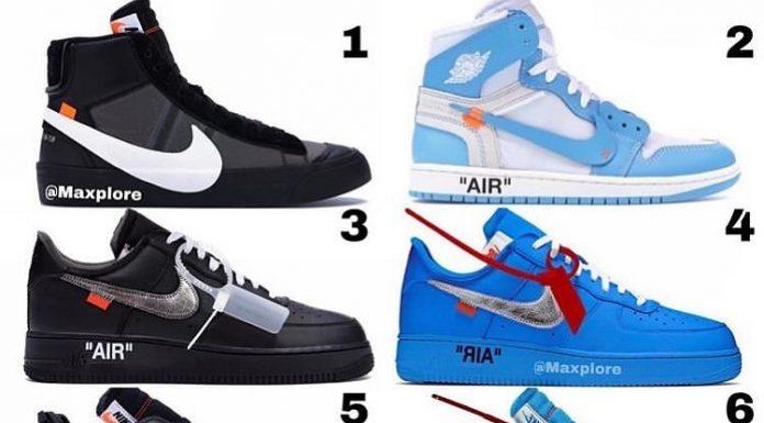 Black or Blue?...