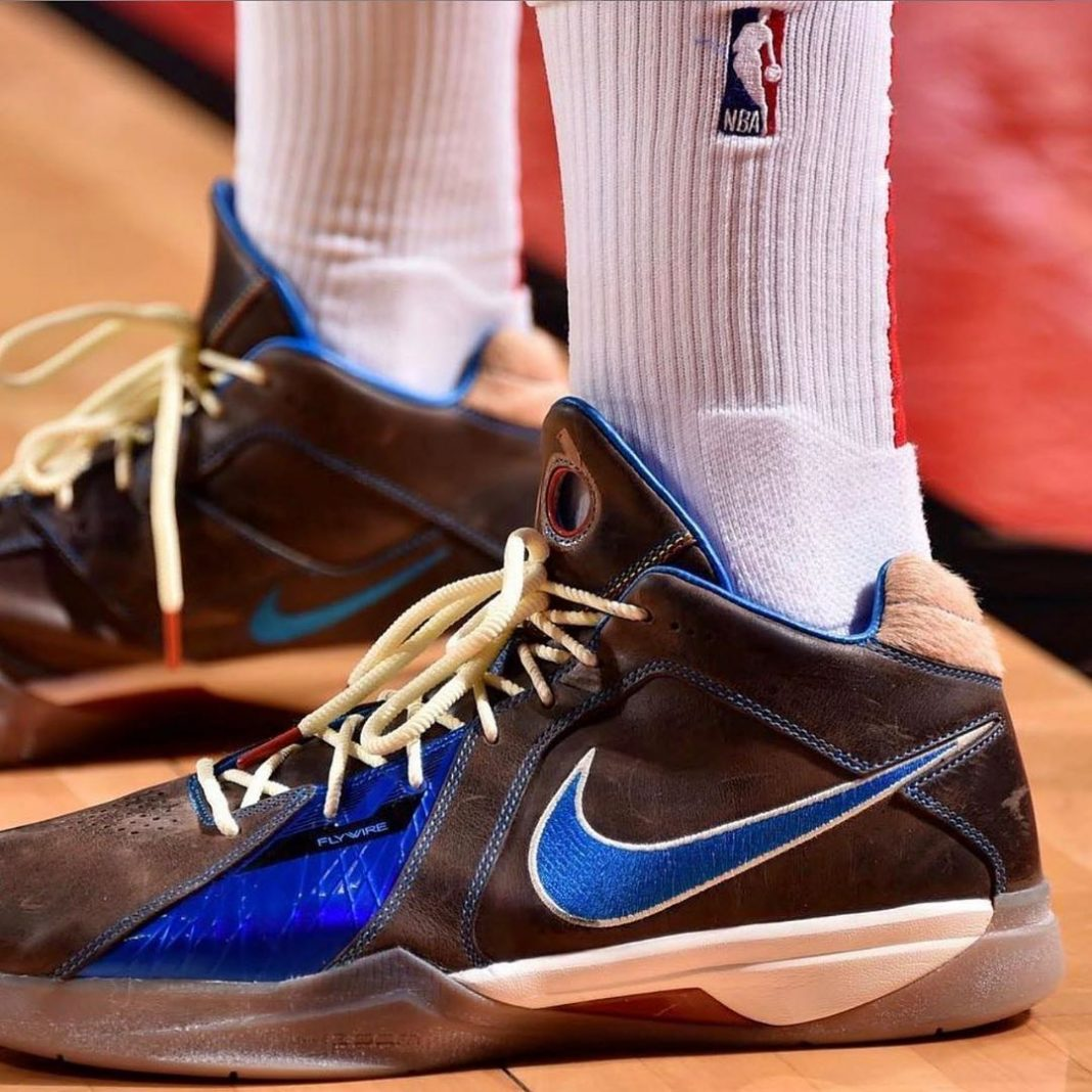 From Dunkmans to Drizzys to Durants, check out best #KicksOnCourt from this week...