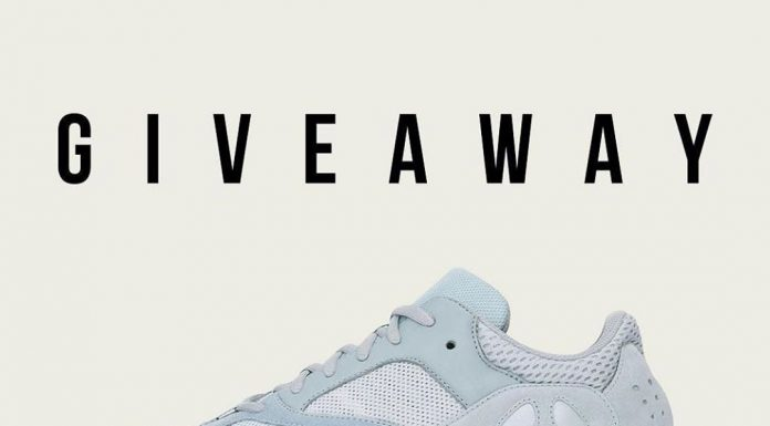 We are giving away a pair of the new Yeezy 700 Inertias with @deadstockreport! T...