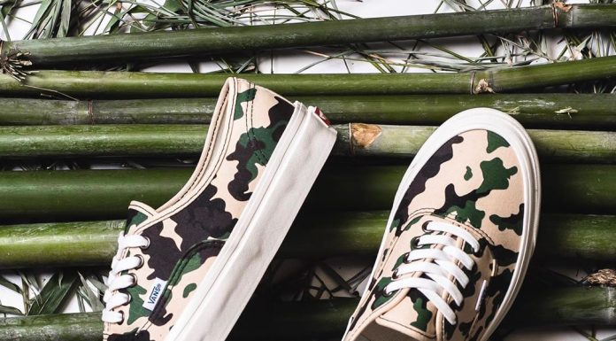 Vans' latest Authentic 44 DX borrows details from the original Authentic while u...